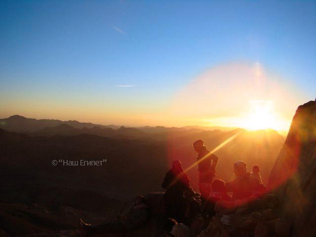 Экскурсия на гору Моисея, Шарм эль Шейх