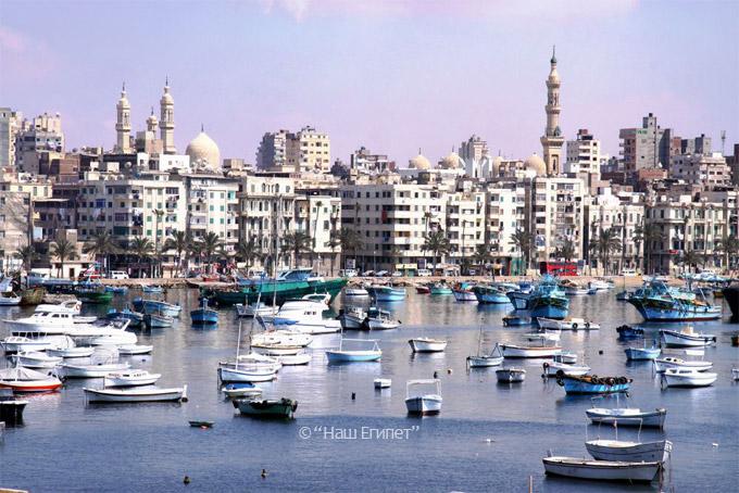 В Александрию из Каира или Шарм эль Шейха