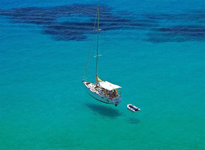 Частный отдых на яхте в Шарм эль Шейхе, Египет, Красное море