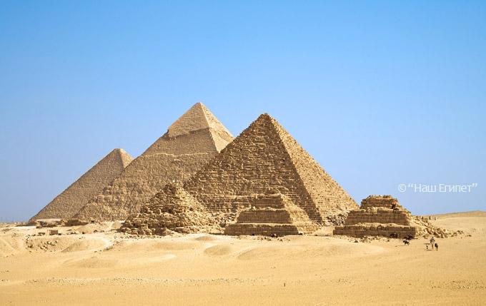 Экскурсия в Каир на пирамиды, Египет