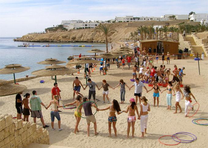 Корпоративный отдых в Египте - Шарм эль Шейх