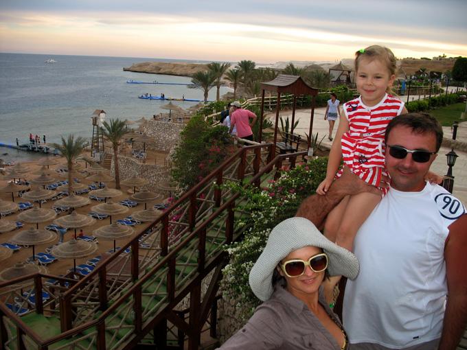 Отдых с детьми в Шарм эль Шейхе на Красном море